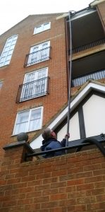 Commercial Gutter Cleaners in Kent